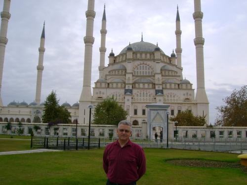 Sabanci Mosque, Adana, Turkey